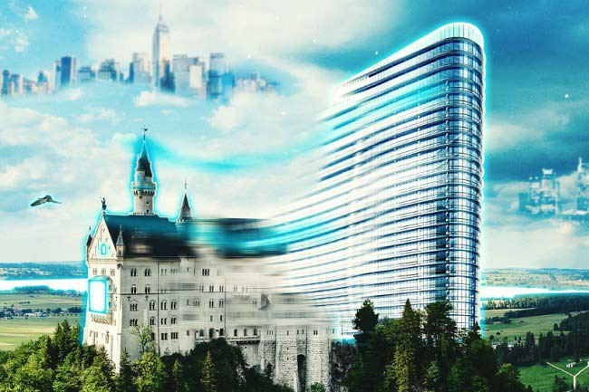 What features and services will the hotel of the future offer?