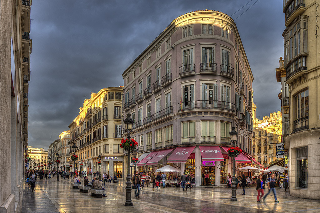 The commercial premises, the jewels of the real estate market in Malaga